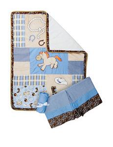 Trend Lab 3-pc. Cowboy Baby Crib Bedding Set