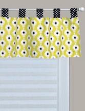 Waverly Rise & Shine Window Valance by Trend Lab