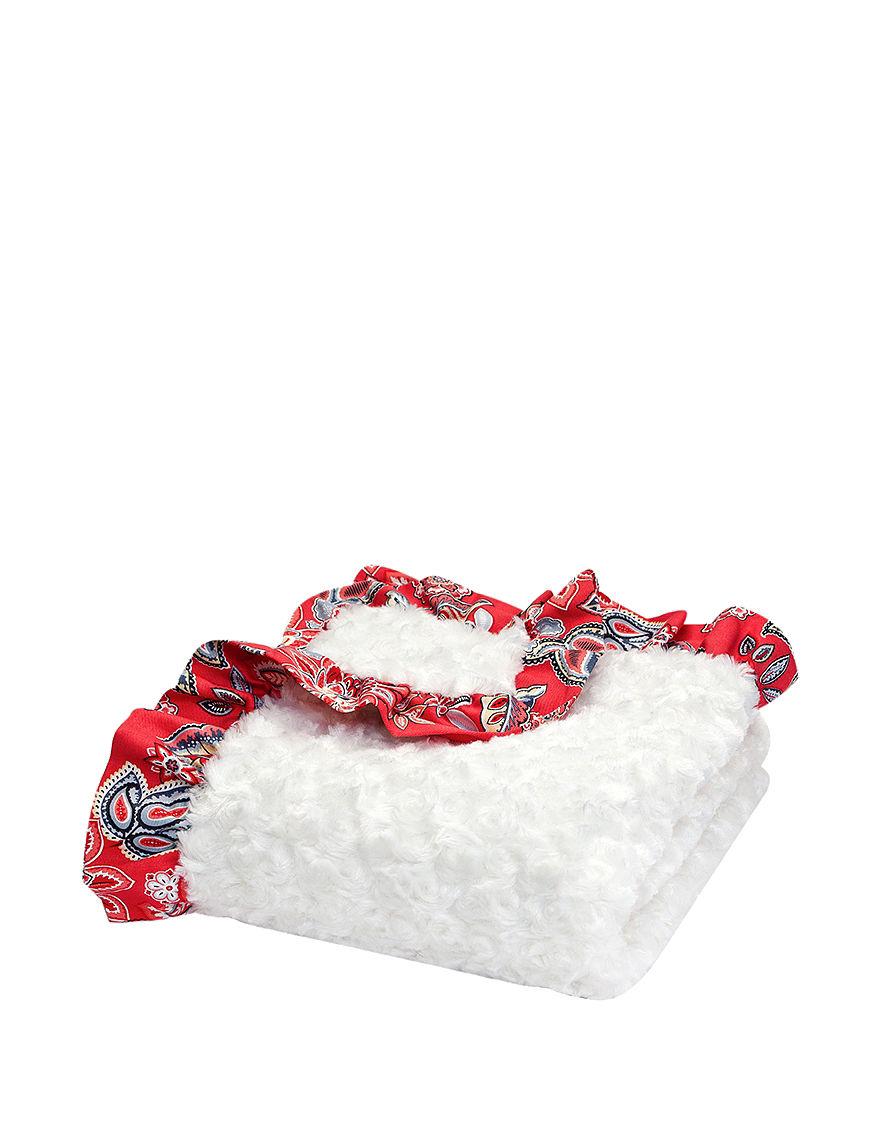 Waverly Red / White