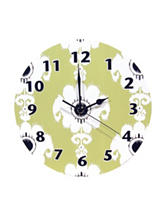 Waverly Rise & Shine Wall Clock by Trend Lab