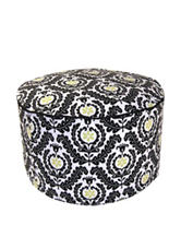 Waverly Rise & Shine Petite Pouf Chair by Trend Lab