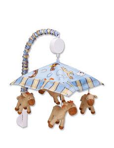 Trend Lab Cowboy Baby Musical Crib Mobile