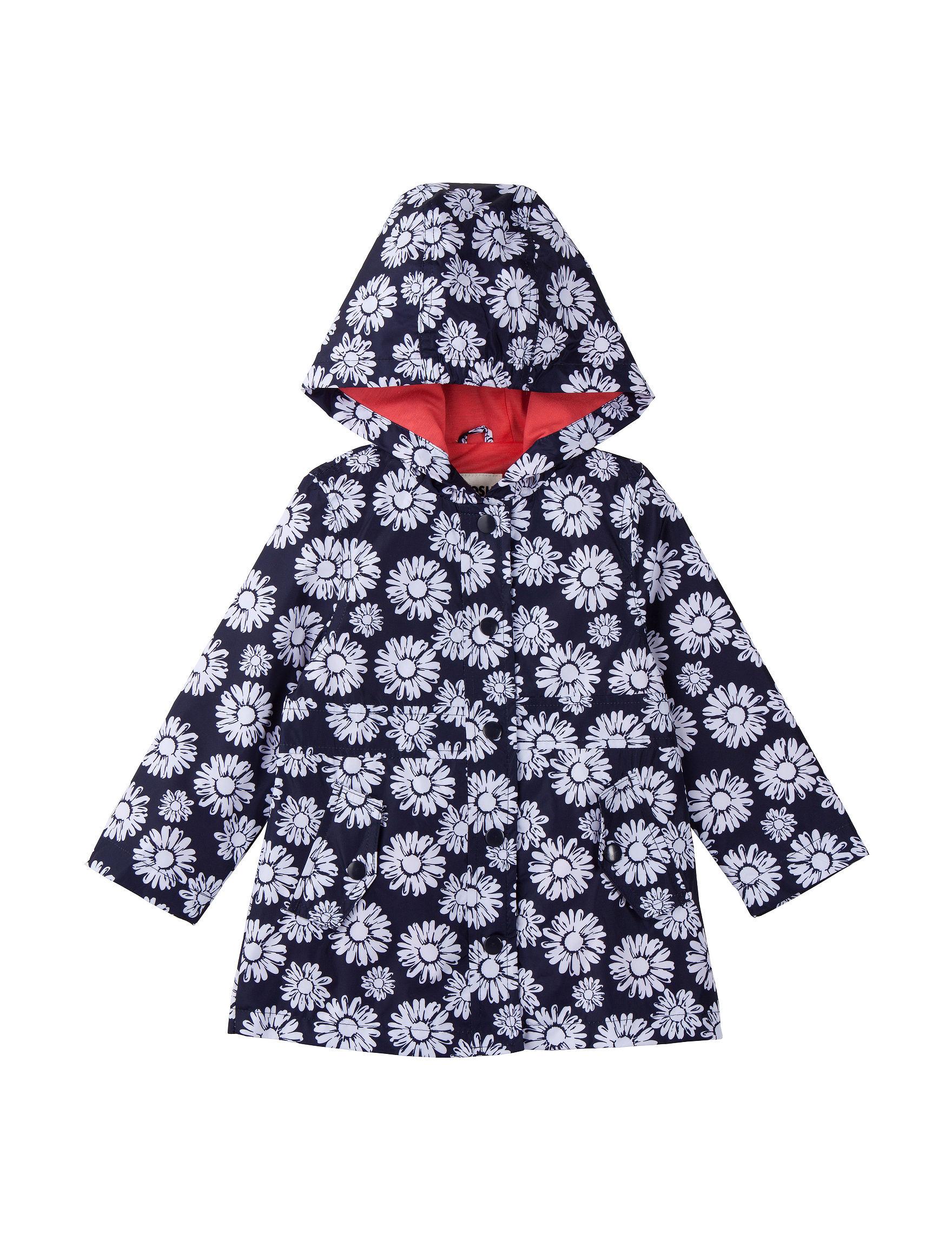 Oshkosh B'Gosh Navy Rain & Snow Jackets