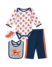 Baby Gear 4-pc. Mr. Cool Guy Bodysuit Set – Baby 3-12 Mos.