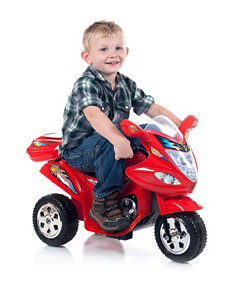 Lil Rider Red