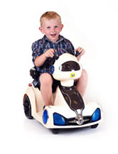 Lil' Rider Space Rover Ride-On Battery Operated Car