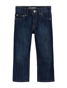 Levi's® 514™ Ice Cap Straight Fit Jeans – Toddler Boys