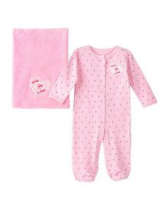 Baby Essentials Pink Nightgowns & Sleep Shirts