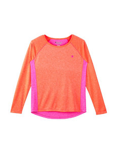 Champion Solid Color Slub T-Shirt – Girls 7-16