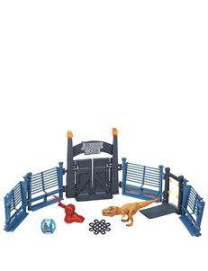 Jurassic World Tyrannosaurus Rex Lockdown Play Set