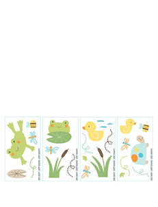 Carter's® Pond Collection Wall Decals