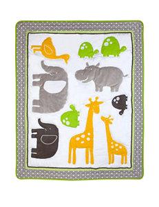 Carter's® Animals Collection 4-pc. Crib Set