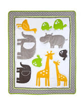 Carter's® Animals Collection 4-pc. Crib Set
