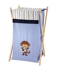 Carter's® Monkey Collection Hamper