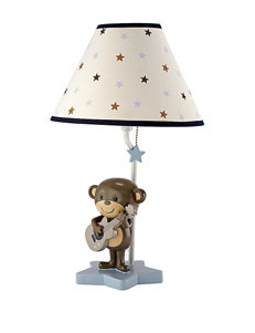 Carter's® Monkey Collection Lamp & Shade