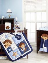 Carter's® Monkey Collection 4-pc. Crib Set