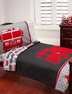 Carter's Red / Black / White