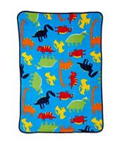 Carter's® Prehistoric Pals Toddler Blanket