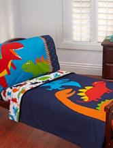 Carter's® Prehistoric Pals 4-pc. Toddler Bedding Set