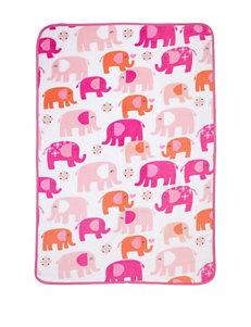 Carter's Elephant Walk Allover Printed Blanket