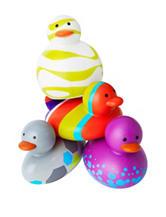 Boon 4-pk. Odd Ducks Multicolor