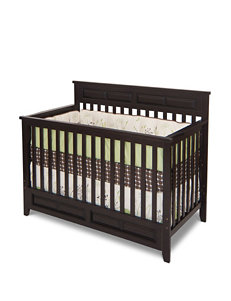 Child Craft Logan 4-in-1 Convertible Crib