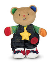 Melissa & Doug Teddy Wear