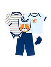 Cutie Pie 5-pc. Little Guy Bodysuit Set - Baby 0-9 Mos.