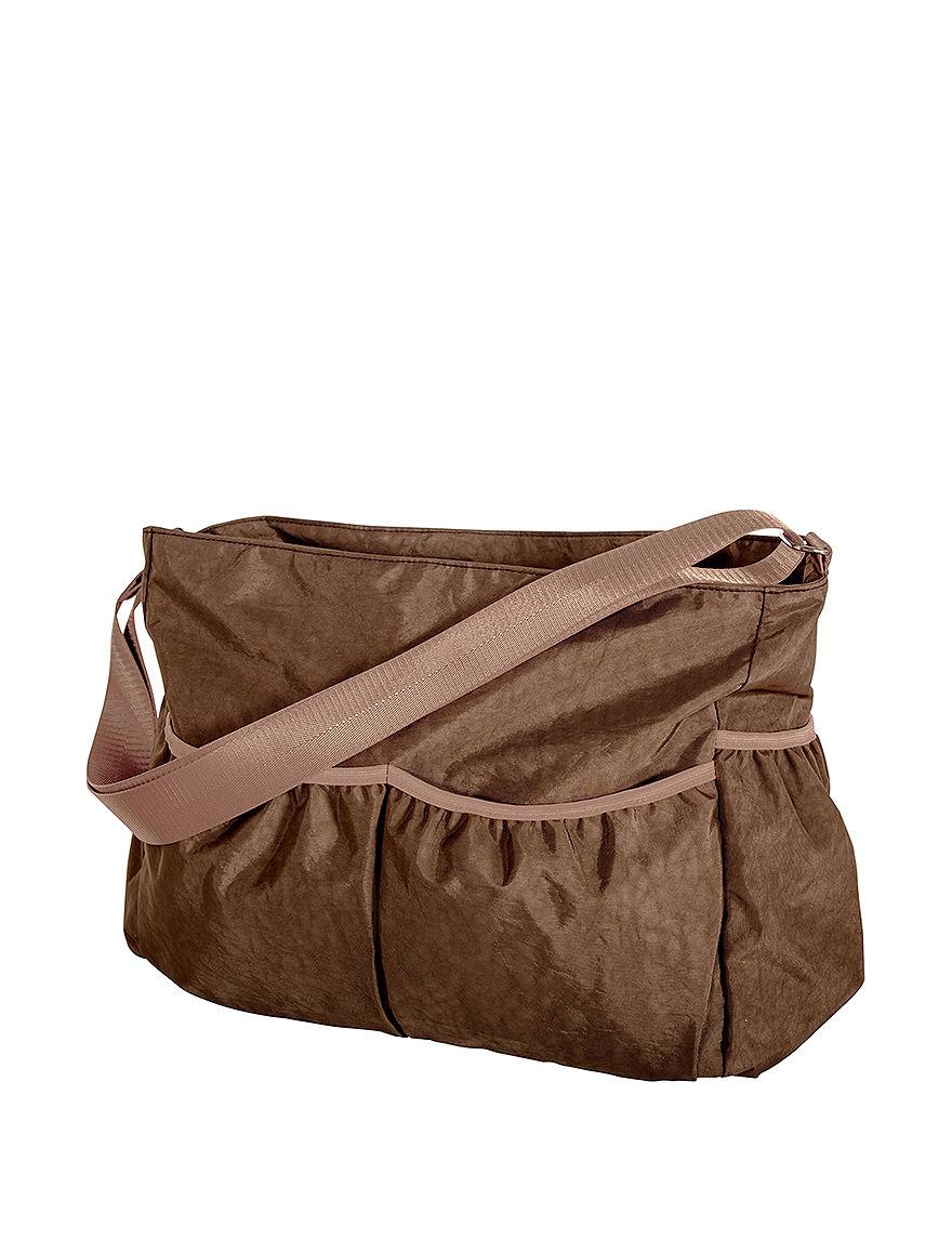 Trend Lab Brown Diaper Bags