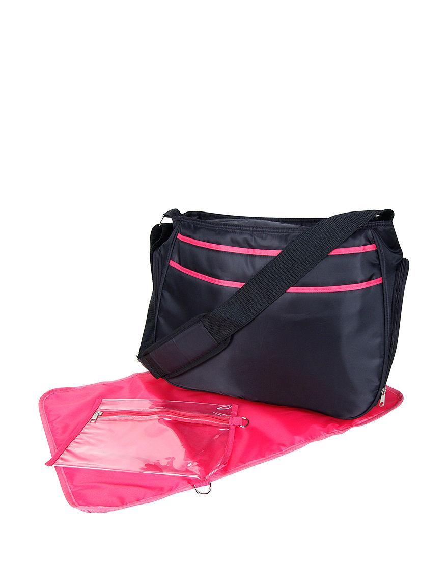 Trend Lab Black Diaper Bags