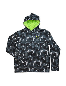 Puma® Broken Glass Pullover Hoodie – Boys 8-20