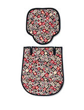 Britax B-Agile Fashion Insert Seat Cover