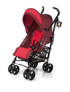 Jane Nanuq Red Lightweight Stroller