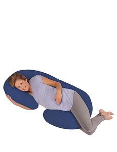 Leachco Snoogle Original Blue Total Body Pillow