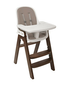 OXO Tot Walnut High Chairs & Booster Seats