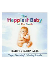 The Happiest Baby On The Block Sounds CD