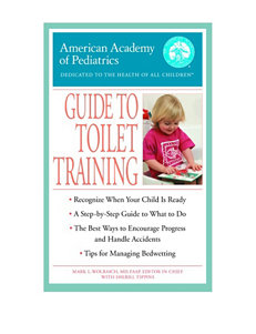 American Academy of Pediatric Guide to Toilet Training Book