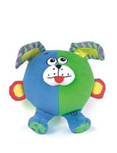 Tomy First Years Baby Rolling Giggle Pals