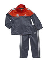 Adidas 2-pc. Motion Tricot Set – Baby 12-24 Mos.