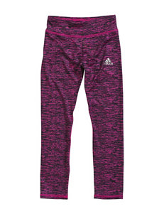 adidas® Printed Leggings – Toddler & Girls 4-6x