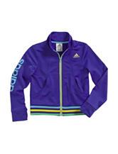 adidas® Track Jacket – Toddler & Girls 4-6x