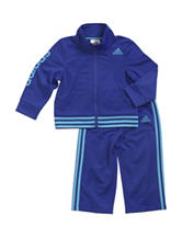 adidas® 2-pc. Tumble Track Set – Toddler & Girls 4-6x
