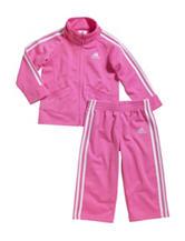 adidas® 2-pc. Tricot Set – Toddler & Girls 4-6x