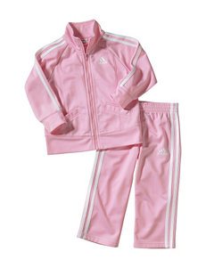 adidas® 2-pc. Iconic Tricot Set – Toddler & Girls 4-6x