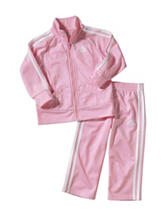 adidas® 2-pc. Iconic Tricot Set – Toddler & Girls 4-6x