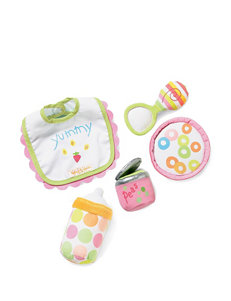 Manhattan Toy Baby Stella Time to Eat Feeding Set Accessory