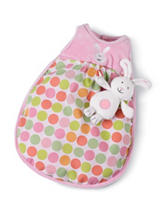 Manhattan Toy Baby Stella Snuggle Sleep Sack Doll Accessory