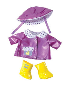 Manhattan Toy Baby Stella Rainy Day Outfit Doll Accessory