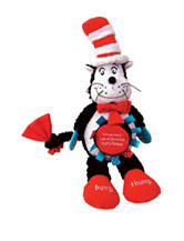 Manhattan Toy Dr. Seuss The Cat In The Hat Activity Cat