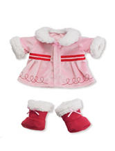 Manhattan Toy Baby Stella Warm Wishes Winter Coat